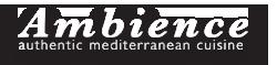 Ambience Restaurant Turkish and Lebanese cuisine